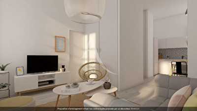 appartement Toulon centre programme 9 lots